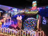 North Brisbane Christmas Lights