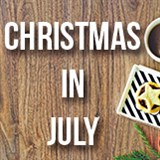 Christmas In July At King Ludwigs