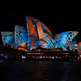 Vivid Sydney Lights Twilight Cruise