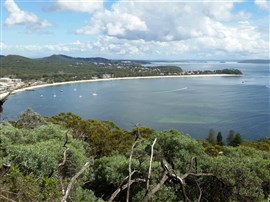 A Day in Port Stephens