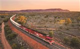 The Ghan In The Green