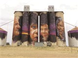 Victoria's Heartland including Silo Art Tour