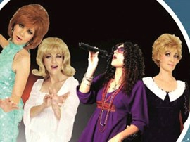Dusty And The Divas At Redcliffe Cultural Centre
