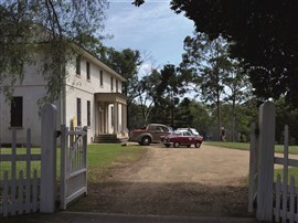 Old Government House and Elizabeth Farm